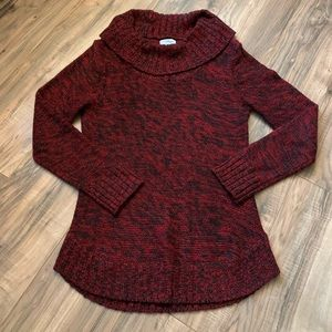Great Northwest Indigo Sweater Size M
